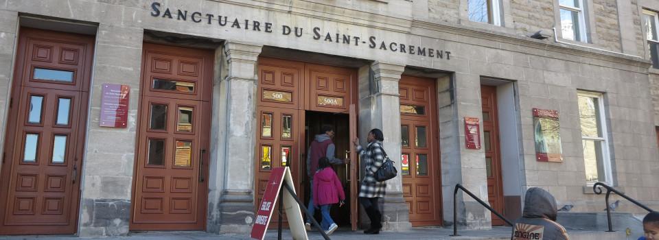 Saint Sacrement - Montréal